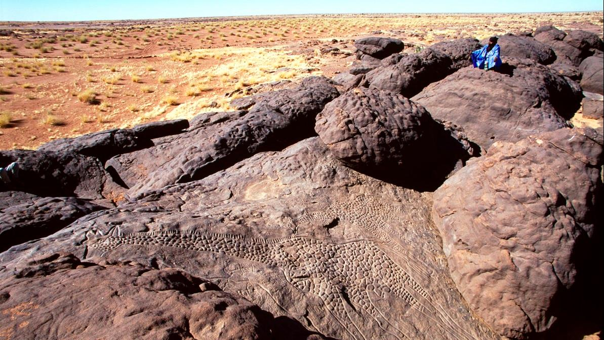 Protection of the Dabous Rock art site in Niger