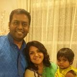 The Rajendran Family - Hiring in San Ramon