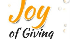 What's Your Story? Joey Hilburn: The Joy of Giving