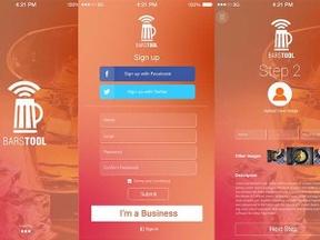 Barstool Ios App