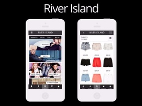 River Island | iOS | Android