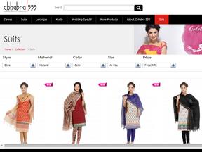 Appearls E-Commerce Platform- Website,inventory,CRM, ERP