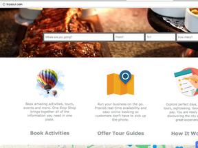 Trip soul web portal
