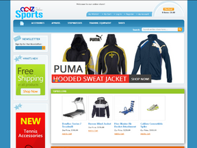 eCommerce (Magento)