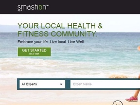 Smashon : Health and Fitness,Business Social community
