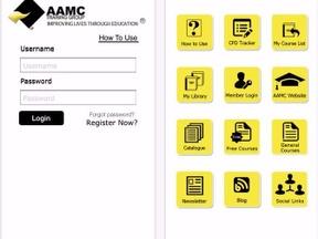 AAMC- education LMS App
