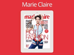 Marie Claire | iPhone | iPad