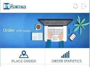 The Portals - Order Management Application