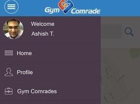 Gym Comrade