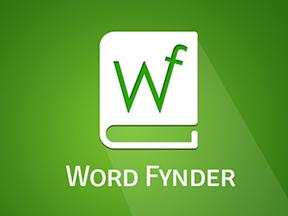 Word Fynder