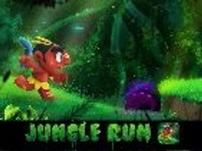 jungle run (Mobile Game)