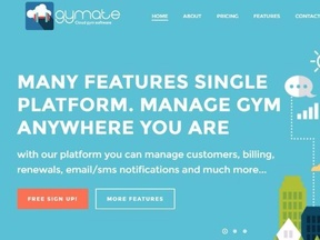 Gymate Cloud Gym Software