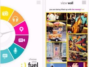 Happy Fuel - Social Media App