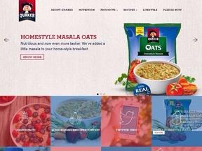 Quakar : Food recipie posting webiste