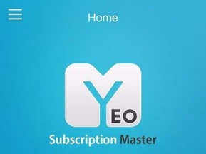 SUBSCRIPTION MASTER (iPhone App)