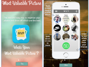Most Valuable Picture - Iphone App