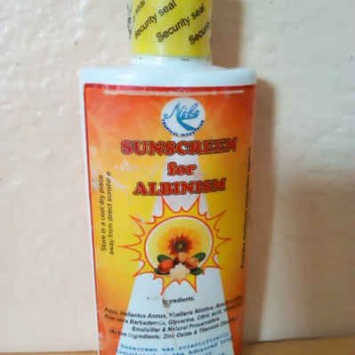 Tropisun sunscreen For Albinism- 200 grams