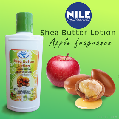 Nile sheabutter lotion –Apple 200ml