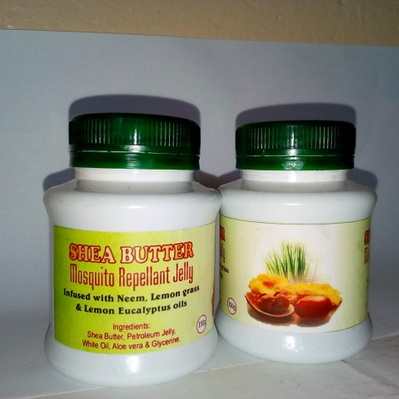 Shea butter Mosquito repellent Jelly- 150grams