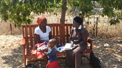 A Friendship Bench in Zimbabwe is Starting a Revolution in Mental Health