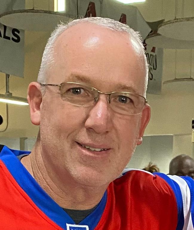 Coach Brian Stimatze