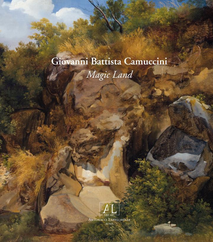 GB camuccini, Magic land, copertina.jpg