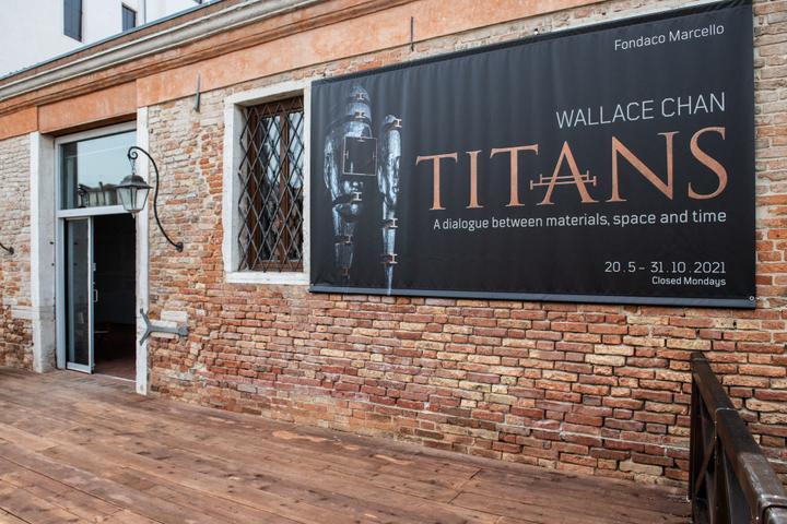 Wallace Chan TITANS exhibition at Fondaco Marcello in Venice. Photo by Giacomo Cosua (46).jpg