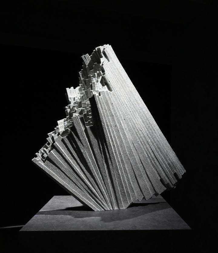 Shinsho Wo Tsumu (Forms Within) by Eiko Kishi.jpg