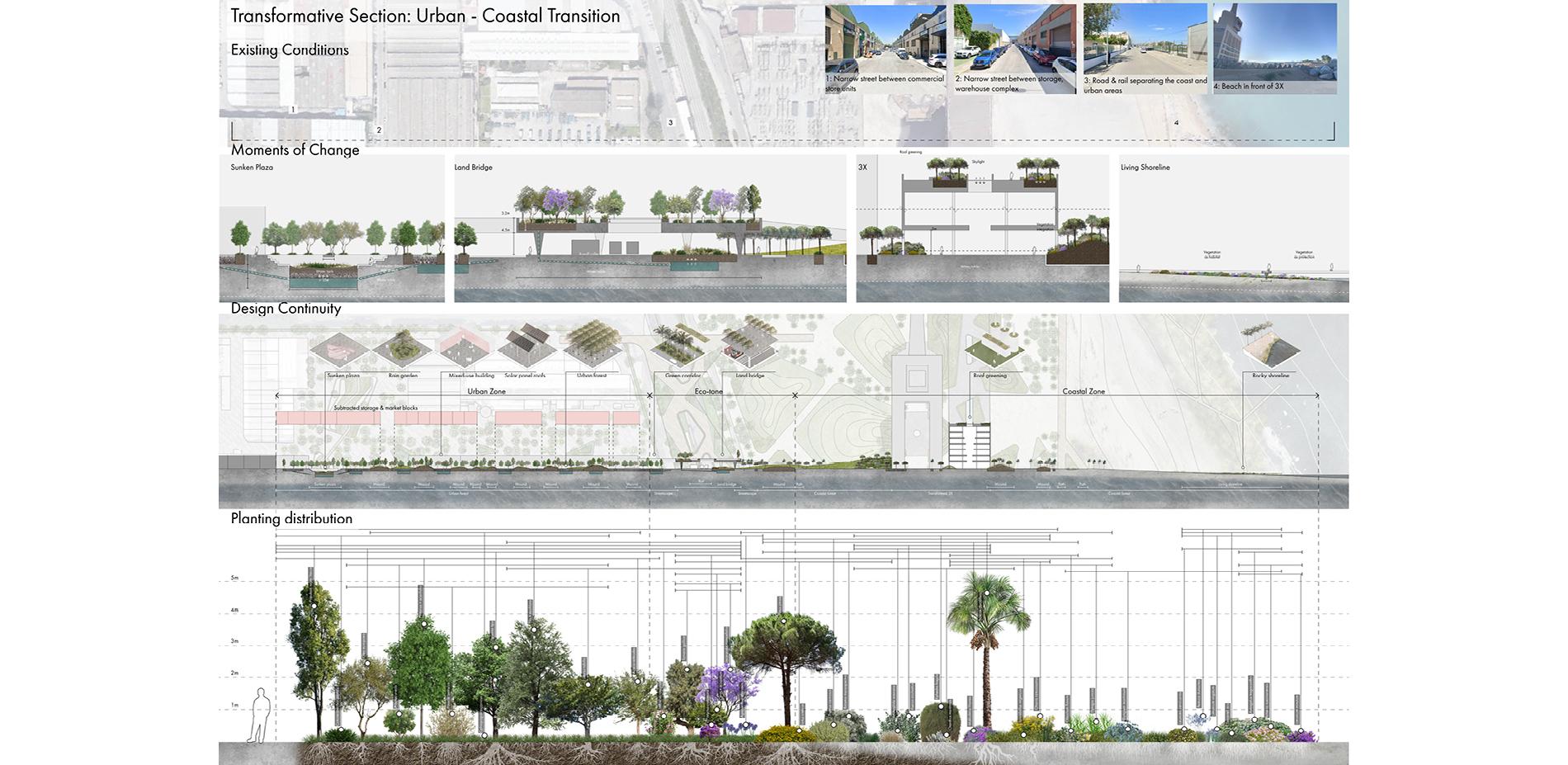 Transformative Section: Urban - Coastal Transition