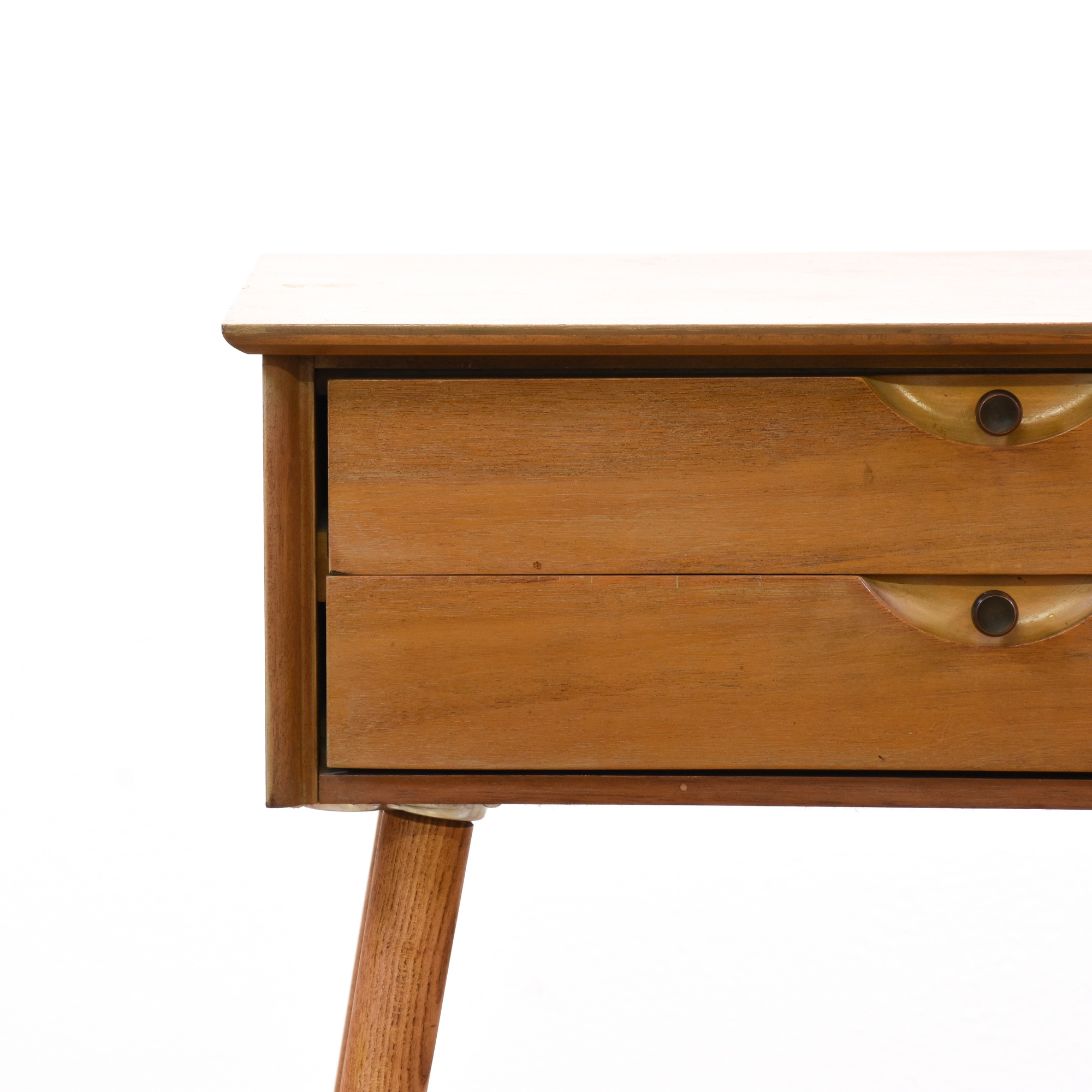 Small Mid Century Modern End Tables