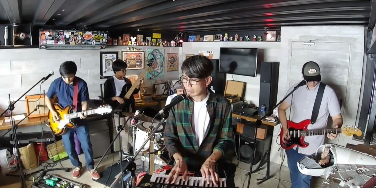 Ciudad share 'Goodbye, Brilliance' live performance video – watch