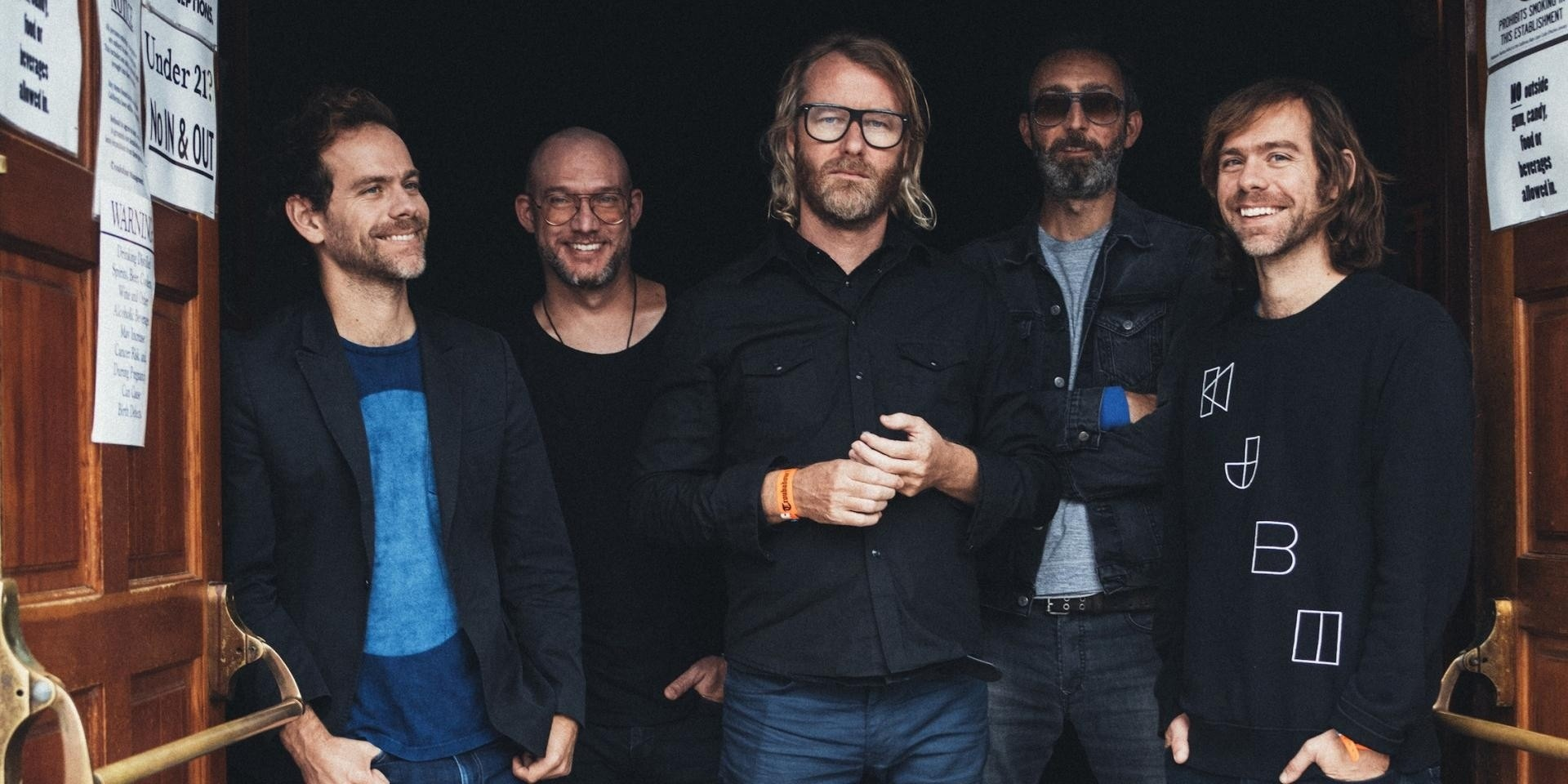 The National cancel 2020 Tokyo tour dates