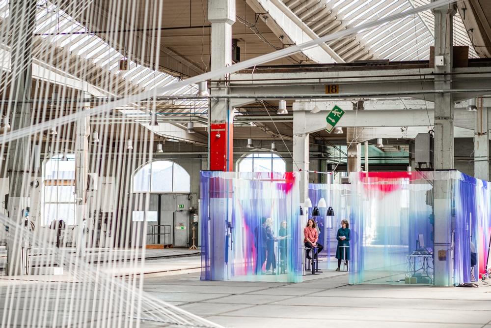 SSDD Studio på Lokstallarna i Malmö
