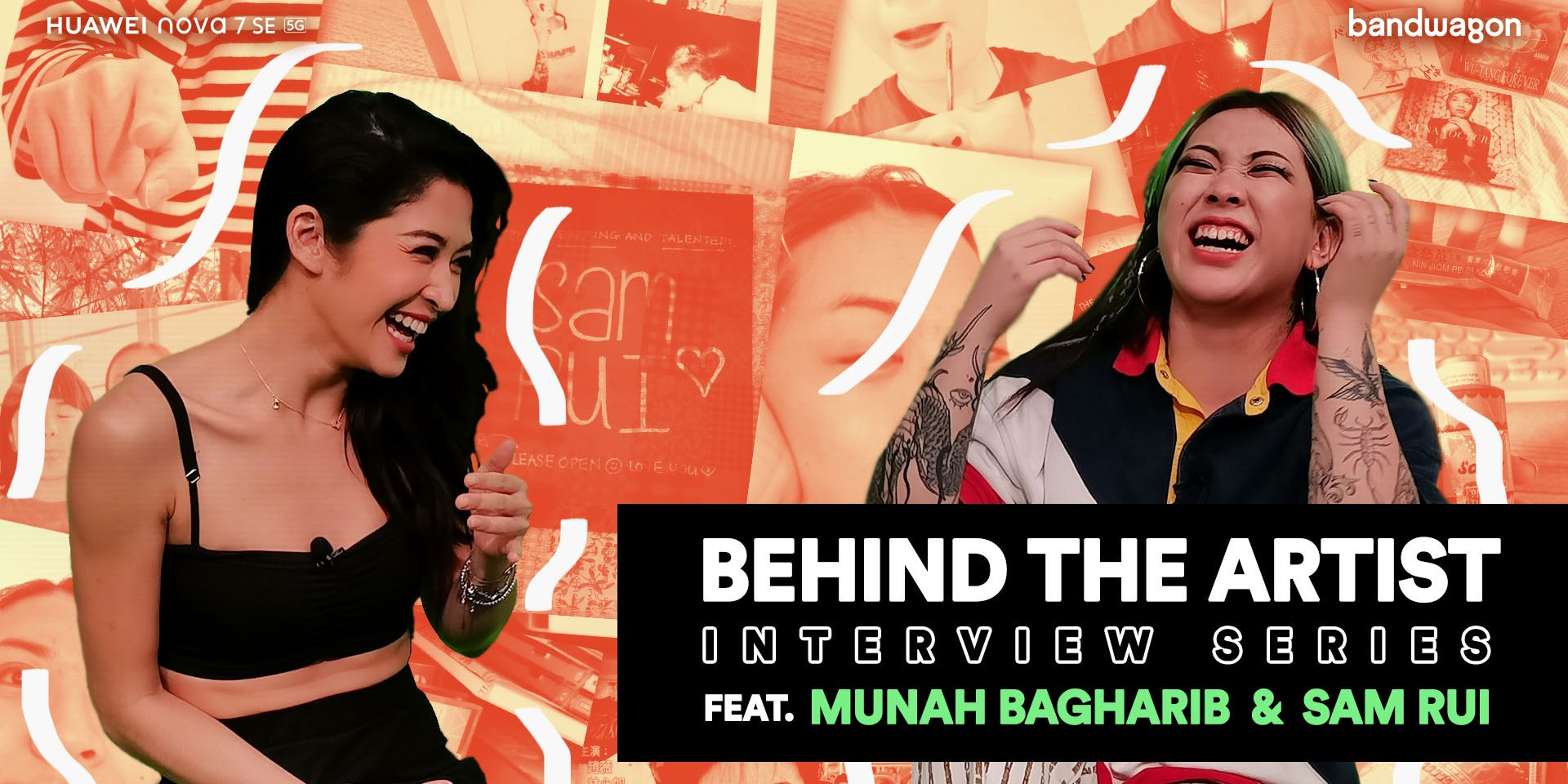 """Sam Rui talks childhood memories, relationships, and her latest EP, In Between, in """"Behind The Artist"""" interview series - watch"""