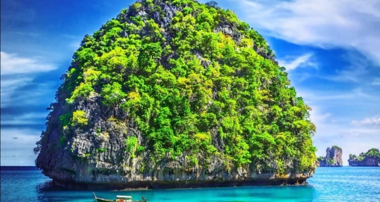 Phuket & Krabi Tour With Phi Phi Island