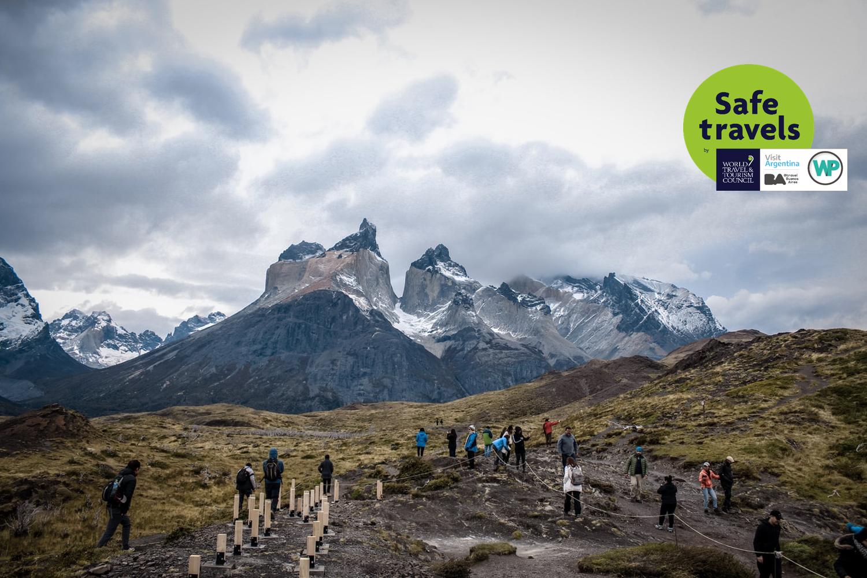 W Trek in Torres del Paine National Park - GROUP TOUR