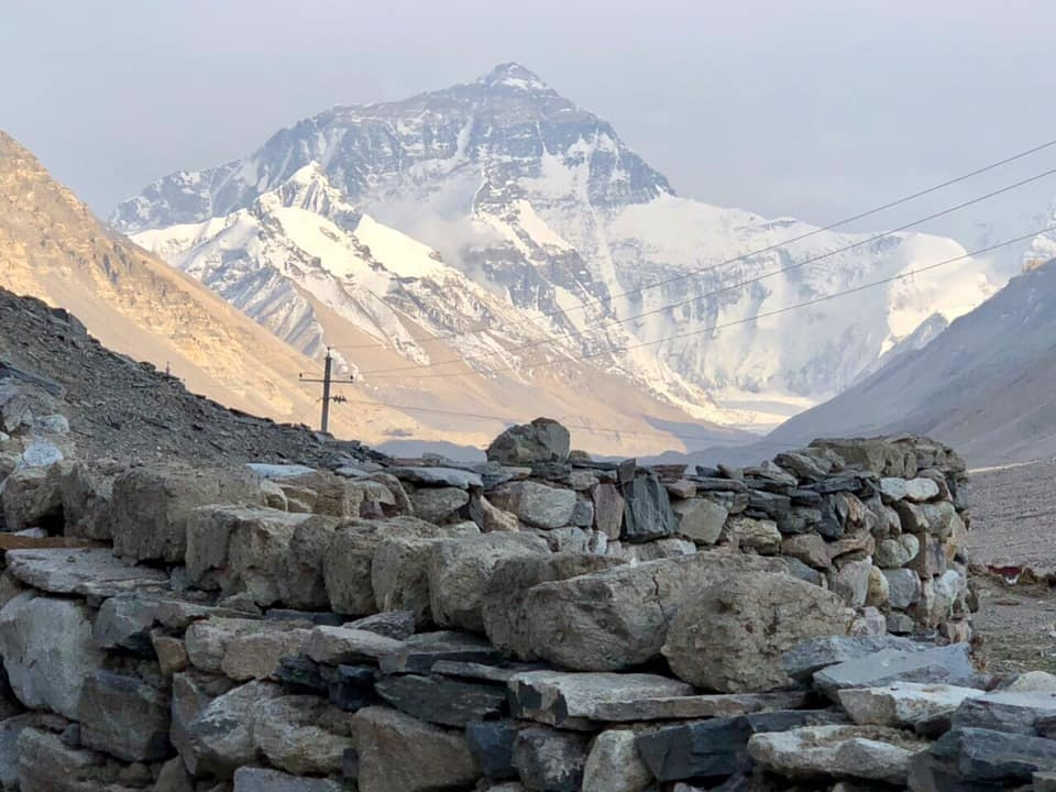 Overland Group Joining Tibet with EBC Tour- 8 days
