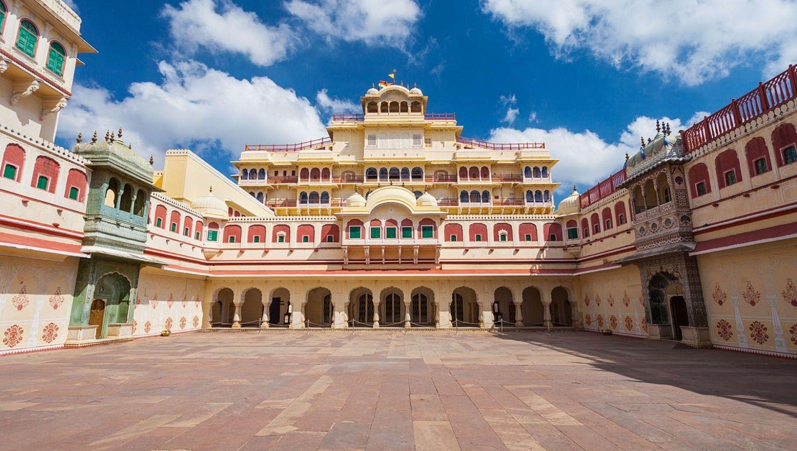 India Sightseeing Tour