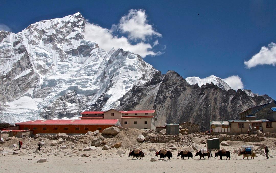 Luxurious Everest Base Camp Trek With Heli Ride Back To Lukla