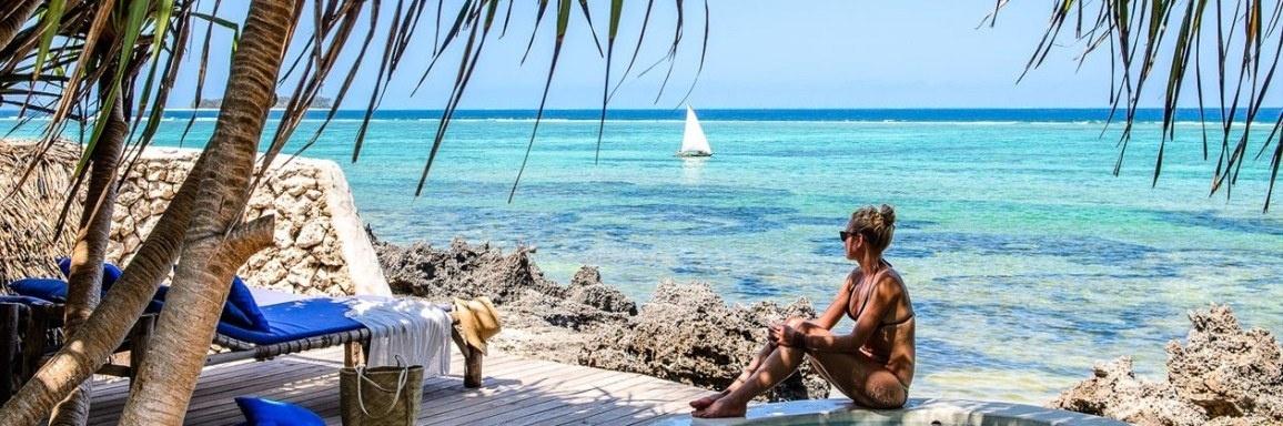 4 Day Perfect Beach Vacation to Zanzibar