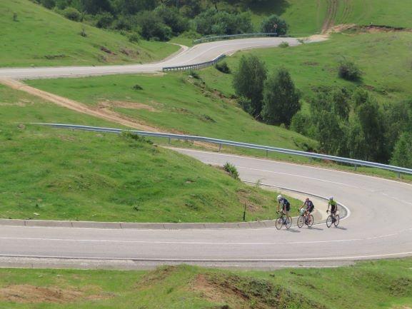 The Classic Road Climbs of Romania