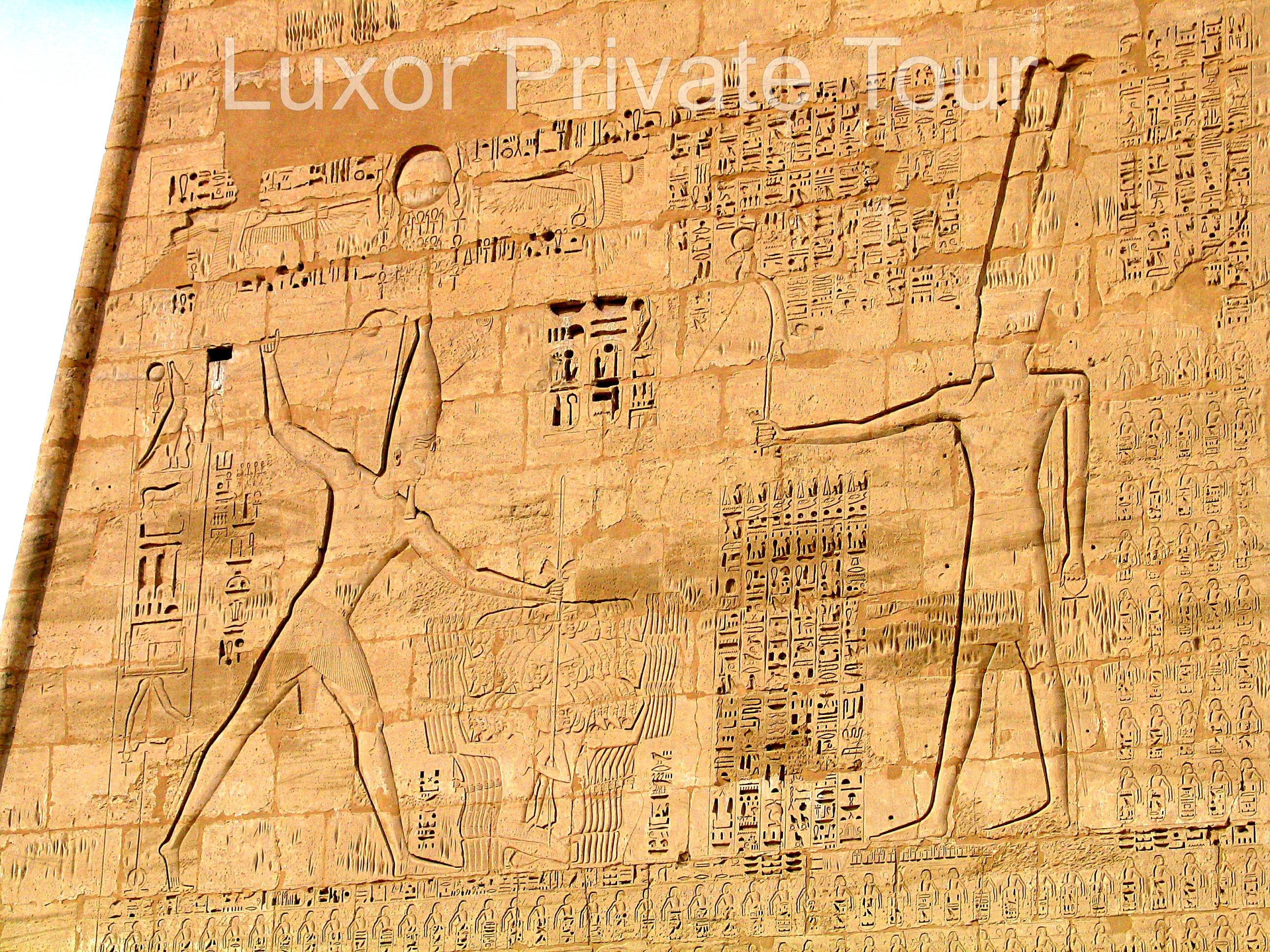 Nile Cruise, Luxor/Aswan/Luxor (8 Days 7 Nights)
