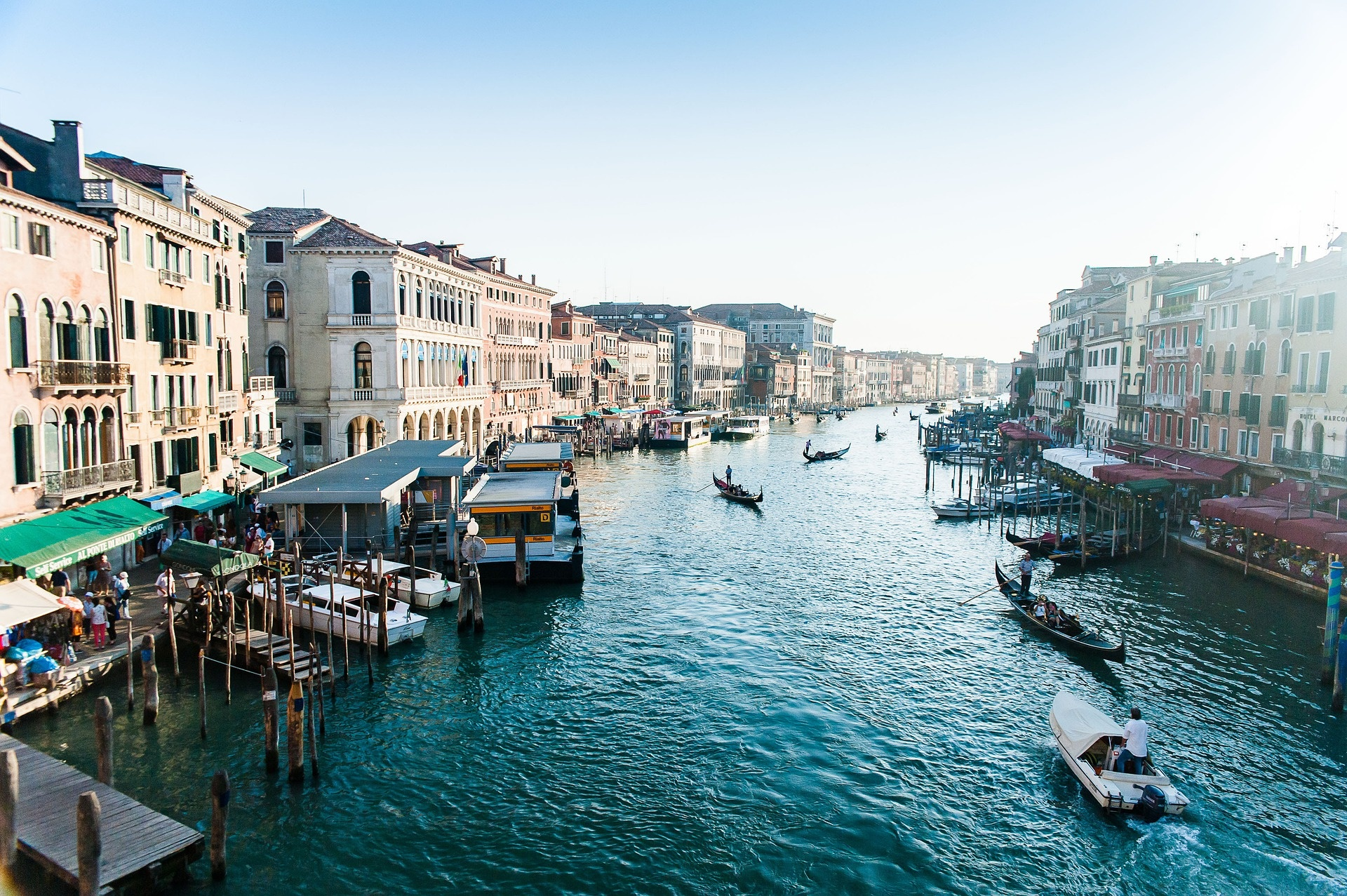 Best of Rome, Florence & Tuscany and Venice - Small Group Tour