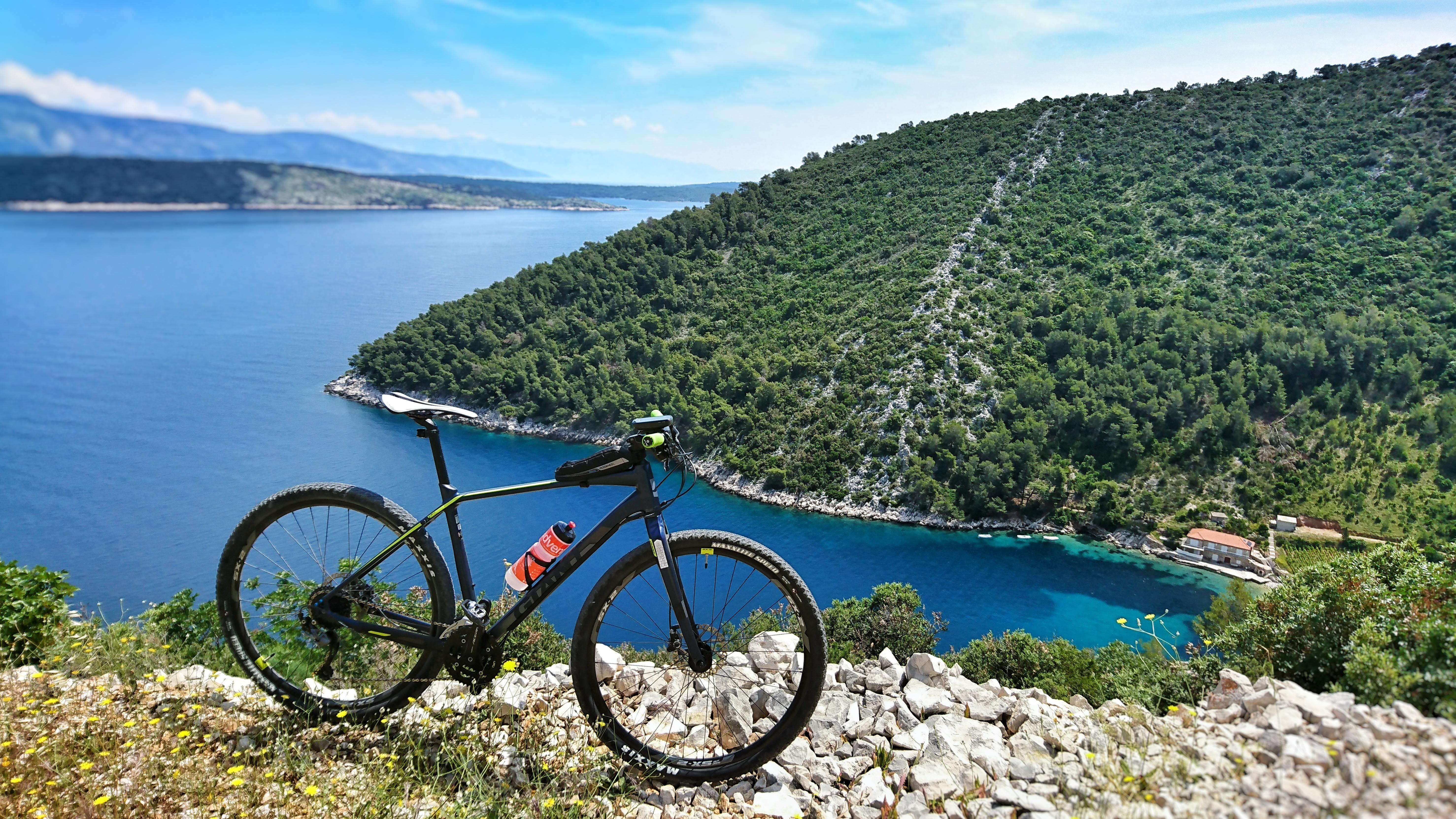 Mountain Biking Croatian Islands