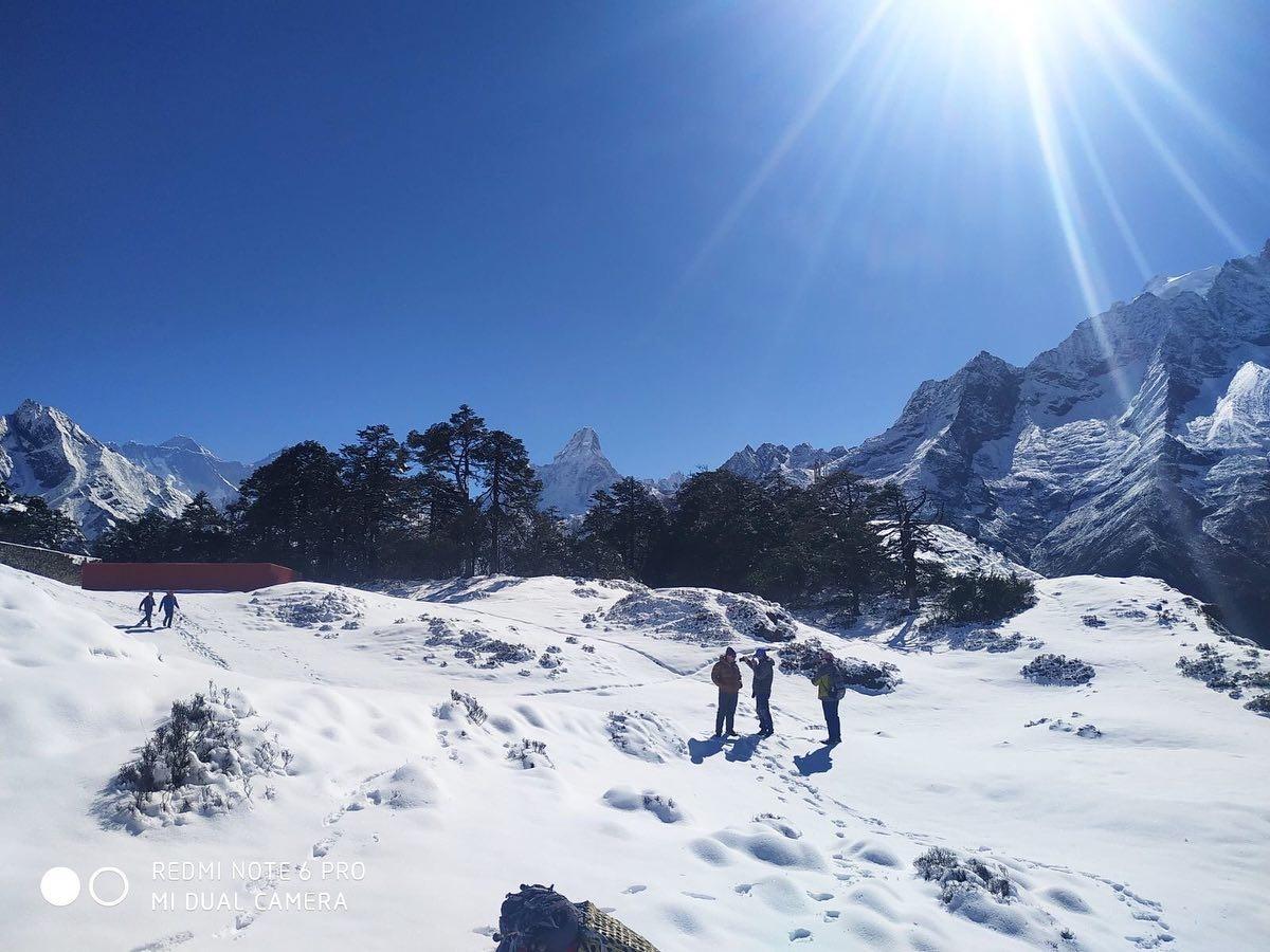 Everest Sunrise view Trek 7 Days