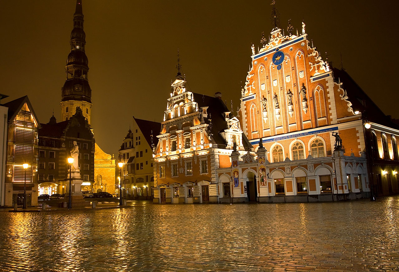 Tour of Poland and Baltic States