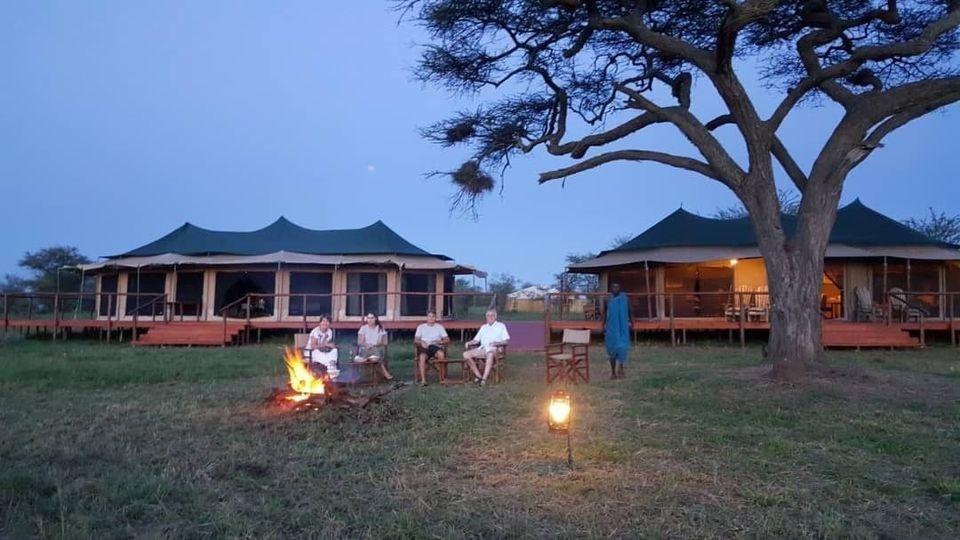 5 Day Great Serengeti Photography Safari