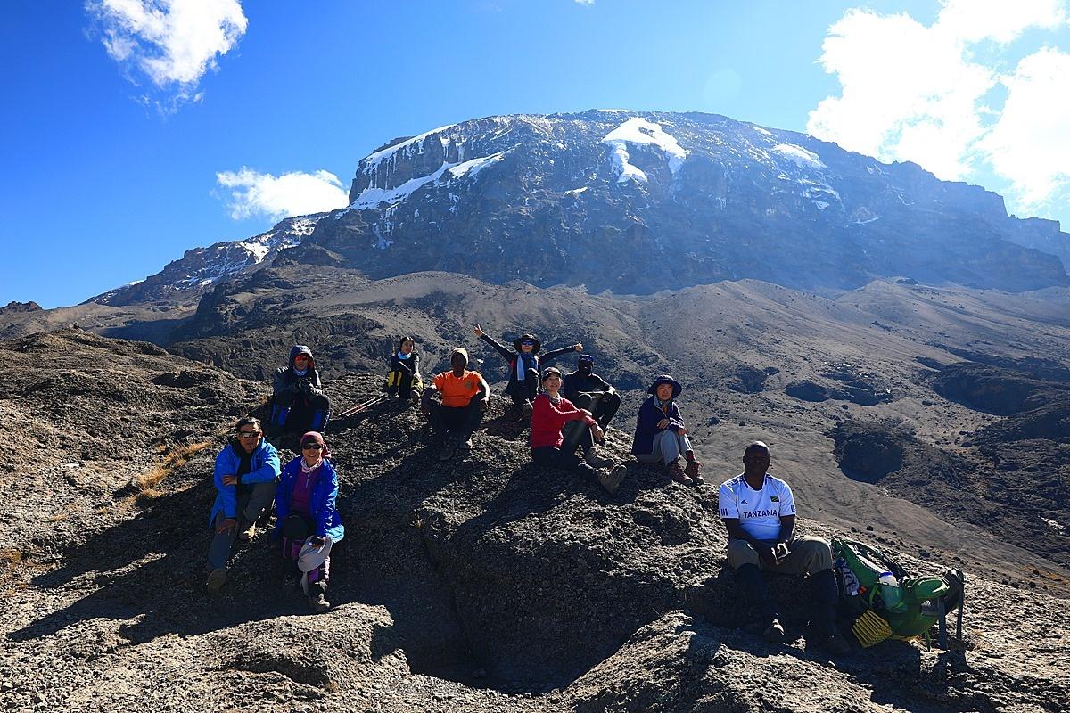 MOUNT KILIMANJARO CLIMBING VIA RONGAI ROUTE 7 DAYS