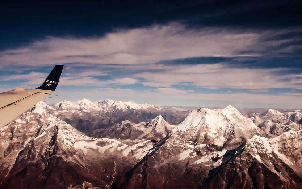 Sunrise Tour with Everest