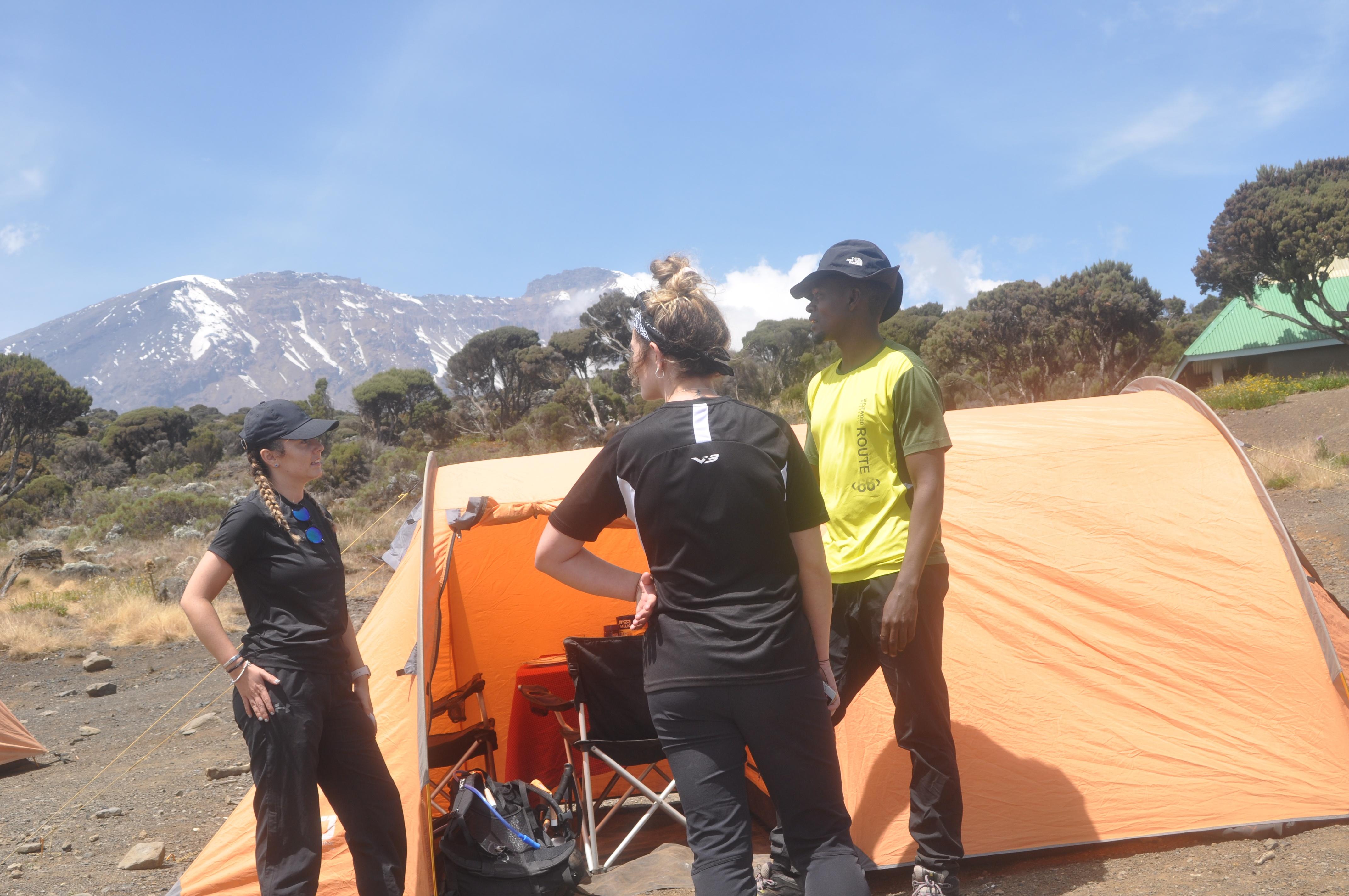 8 Days Mount Kilimanjaro - Machame Route